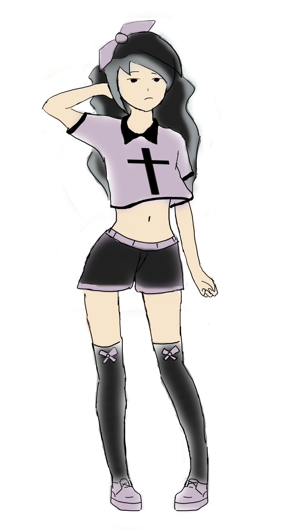 Goth Pastel Request by HaxGodJet
