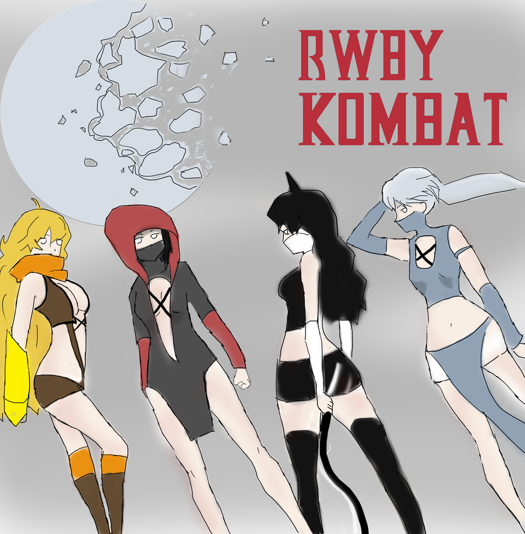 Rwby Kombat: Request by HaxGodJet