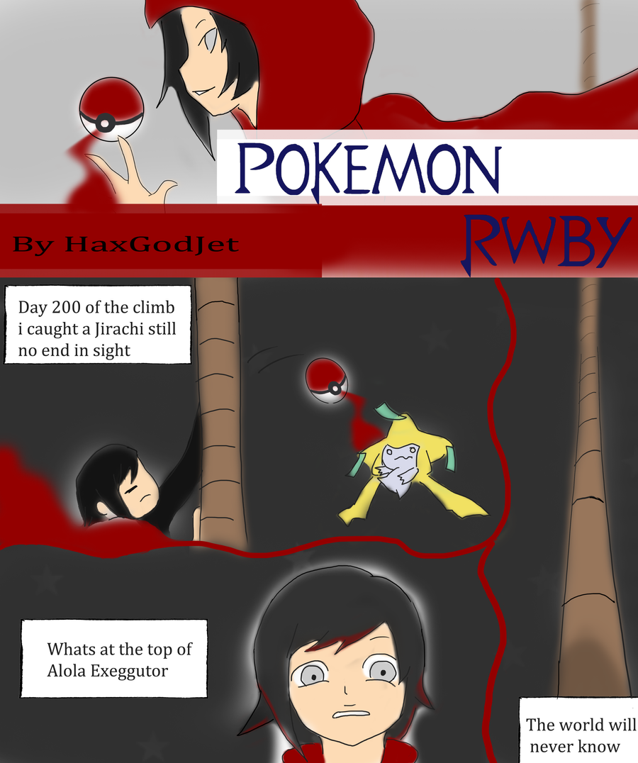 Pokemon Rwby 3 No end :Commission: by HaxGodJet