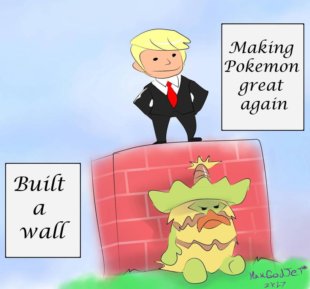 Built a wall by HaxGodJet