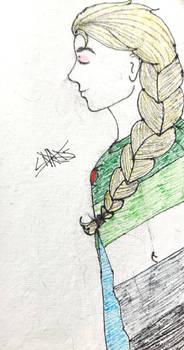 Aromantic Elsa