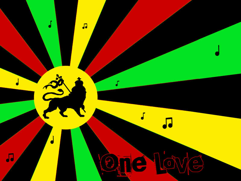 Rasta One Love Wallpaper Related Keywords Suggestions