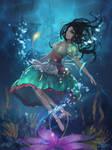 Alice Madness Returns Siren Dress