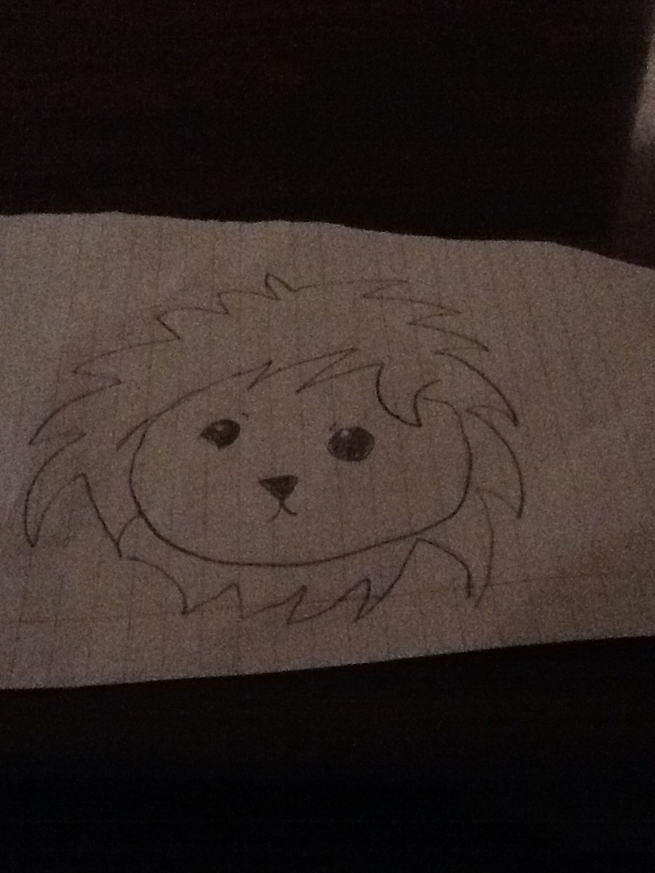Amazing Phil lion my try by shadowwolf35