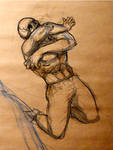 anguish sketch