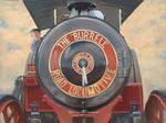 The Burrell Road Locomotive