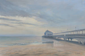 Bournemouth Pier by Pictonart