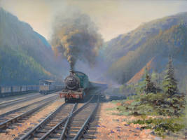 Coal Country by Pictonart