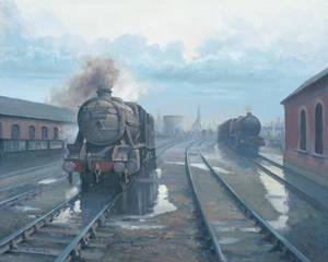 LMS Class 8F