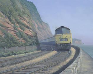 Western at Dawlish