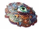 Carnival Eye/ Oeil Carnaval