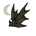Bat Sprite by mysticspiritwolf