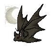 Bat Sprite by mysticspiritwolf