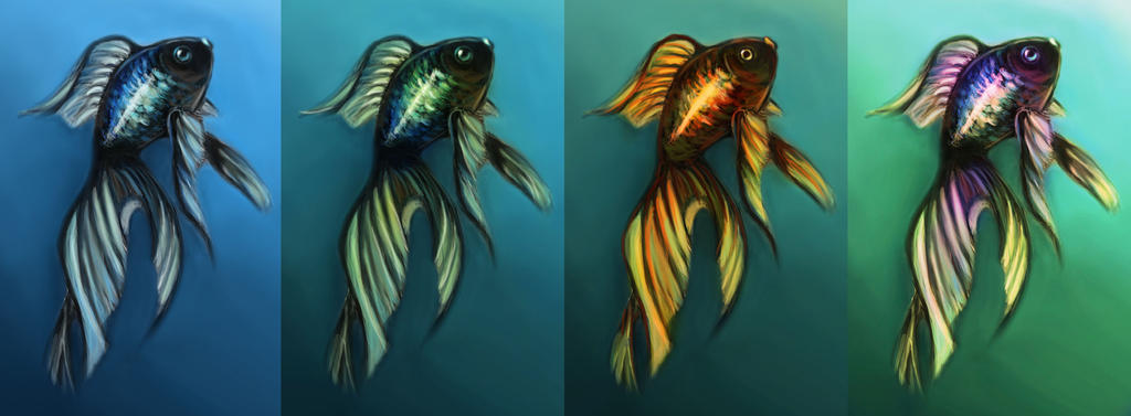fishes by nena211