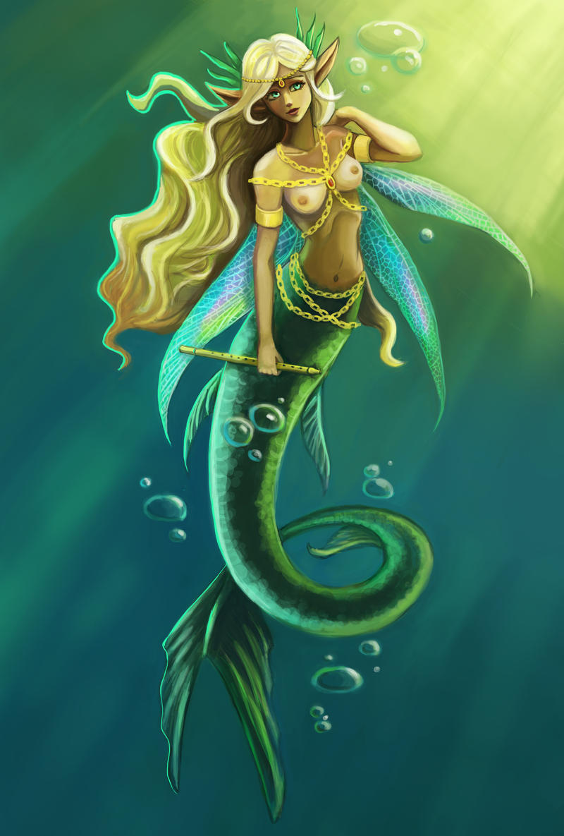 Mermaid by nena211