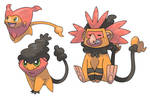 Tamarin Pokemon