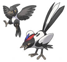 Magpie Pokemon