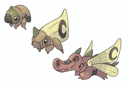 Disguise Pokemon