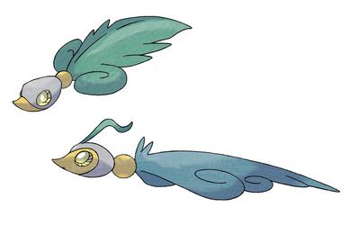 Quill Pokemon by JoshKH92