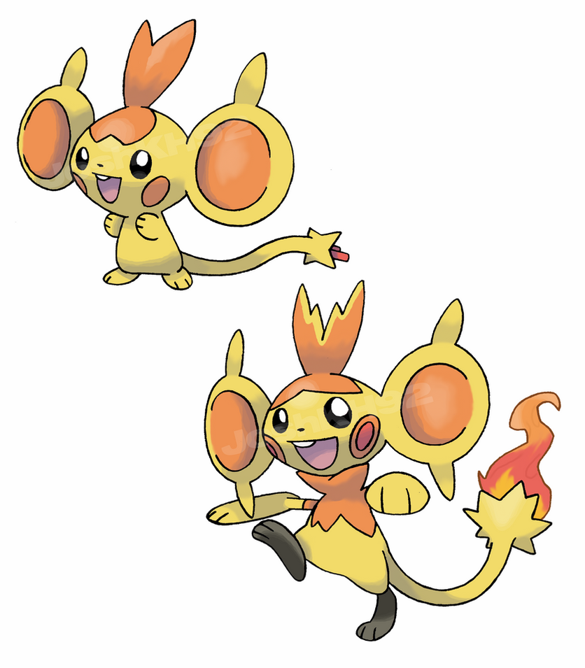 Live Wire Pokemon by JoshKH92 on DeviantArt