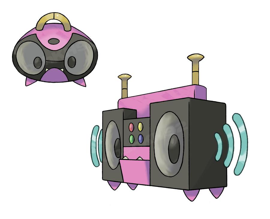 Sound pokemon by joshkh92 on deviantart