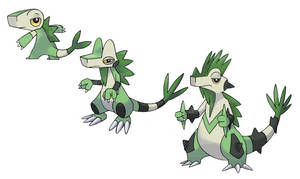 Iguana Pokemon