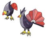 Sidekick Pokemon