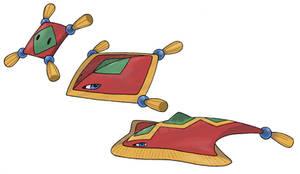 FlyCarpet Pokemon