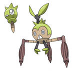 Mangrove Pokemon