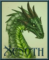Xenoth by mafagafa