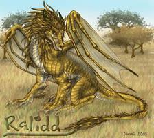 Ralidd.the.dark.golden by mafagafa