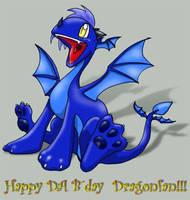 dragonfan by mafagafa