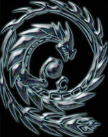 tribal.dragon4 by mafagafa