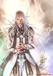 The white Knight by SadisticHibari