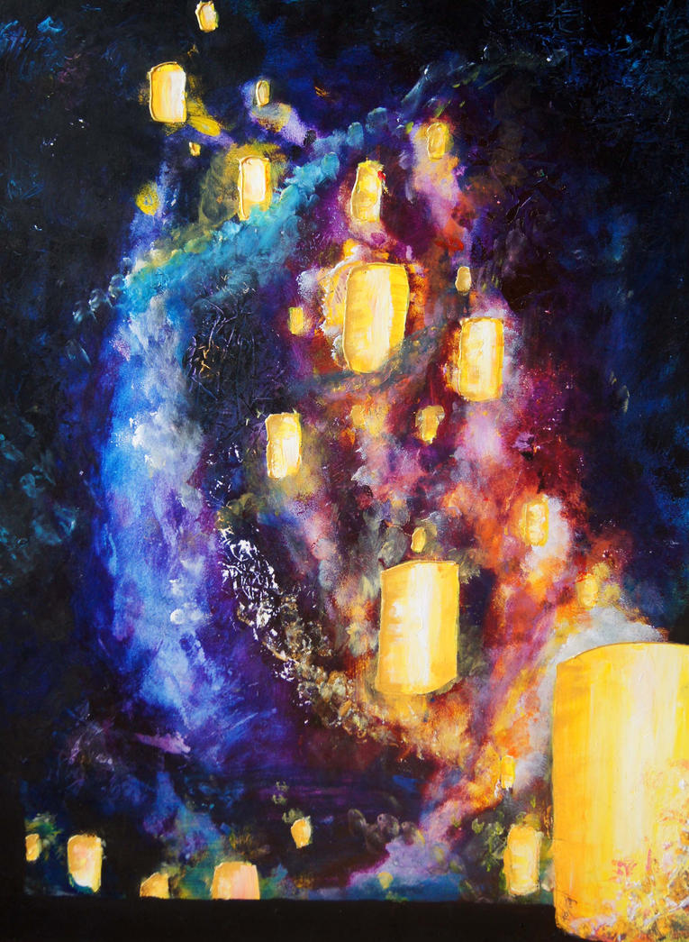 Lanterns by Corinea