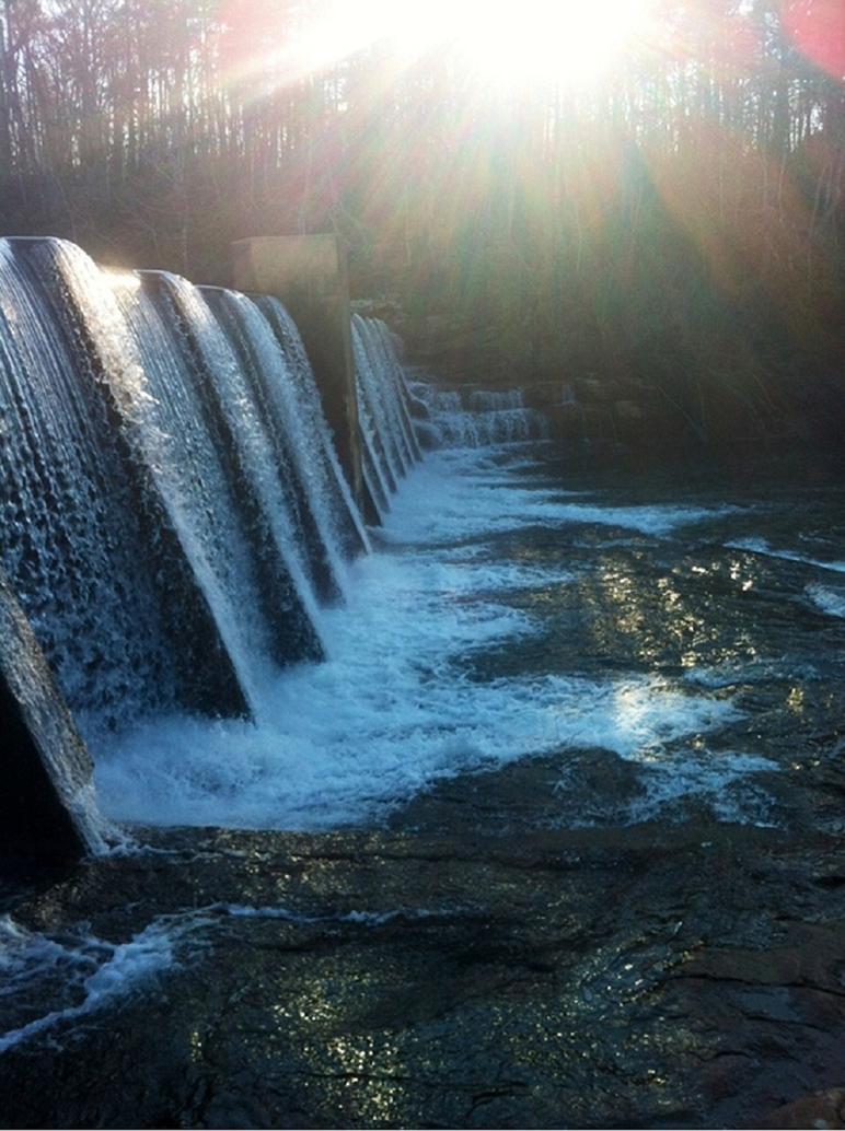 DeSoto Falls by Shiloh-Tovah