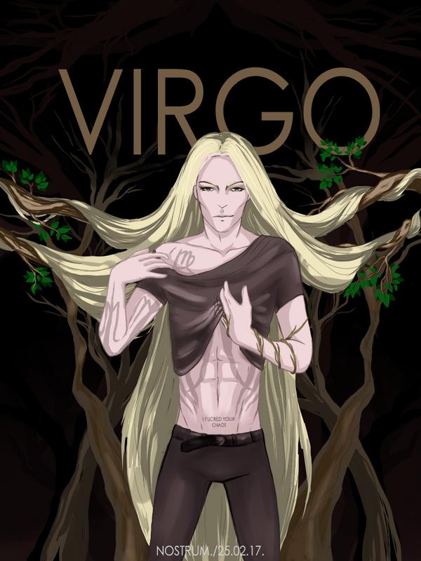Zodiac.Virgo. by Nostrum911