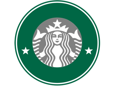 Want a Starbucks Logo ...