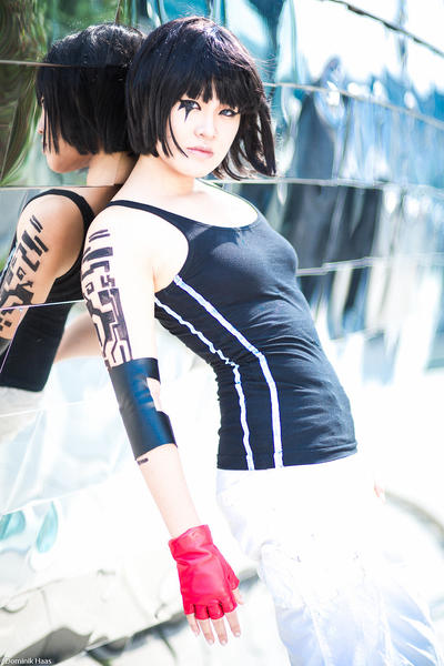 Mirror's Edge Unlockables: Cosplay Edition 1 by AN0RIEL