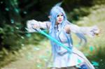 Asuna Yuuki: the Berserk Healer by AN0RIEL