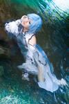 Asuna Yuuki: Water Fairy by AN0RIEL
