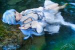 Asuna Yuuki: Thinking of you by AN0RIEL