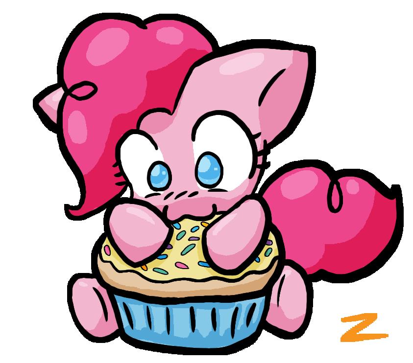 Lil' Pinkie Pie by Zutcha