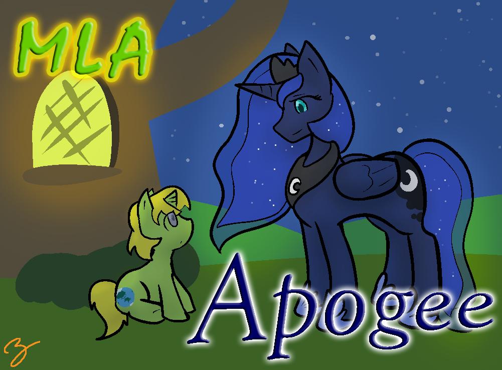 My Little Apprentice: Apogee by Zutcha
