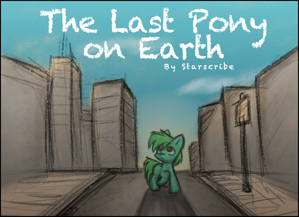 The Last Pony on Earth - Cover by Zutcha