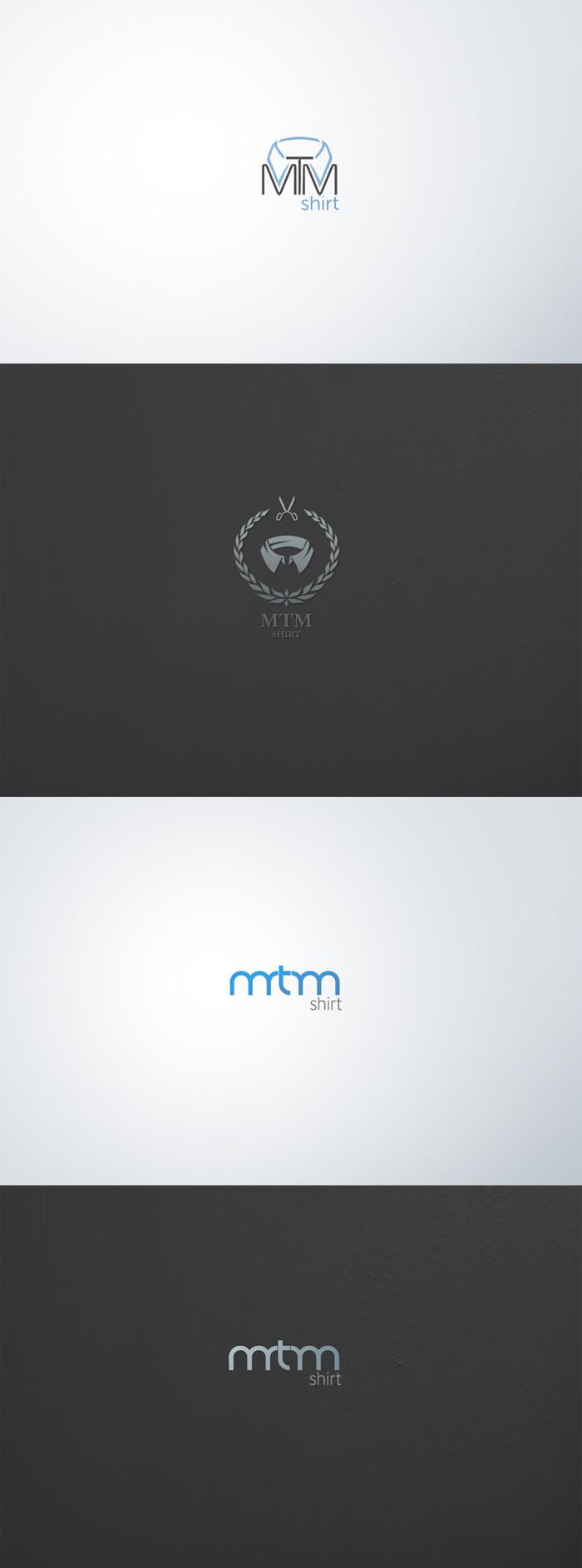 MTM shirt logo