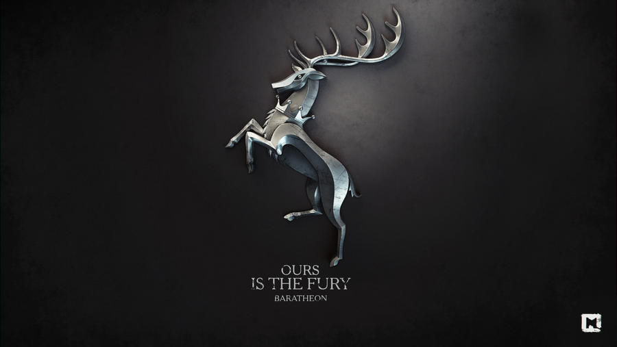 Baratheon. Ours is the fury by Melaamory