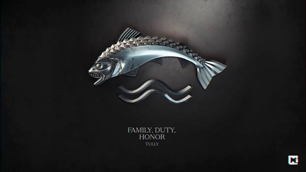 Tully. Family. Duty. Honor