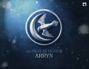 Arryn. Color version
