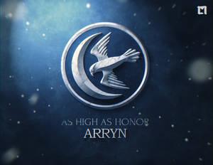 Arryn. Color version